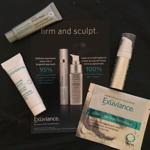 Other - 4 piece Exuviance kit